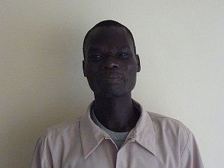 Simon Peter Okello<br>Laboratory Technician